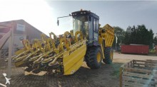 Oxbo Pixall Big Jack with Corn Puller CP 400