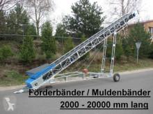 cultivos especializados Euro-Jabelmann Länge: 2000 - 25000 mm, eigene Herstellung (Made in Germany)