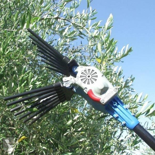 Zobaczyć zdjęcia Uprawy specjalne nc ABBACCHIATORE ELETTRICO LISAM OLIWATT 2 TELESCOPICO