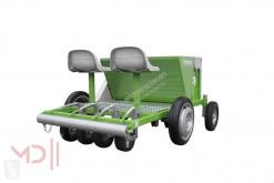 Cultivos especializados Cultivo de la patata Plantadora MD Landmaschinen Bomet Pflanzmaschine 4-Reihig