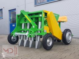 Cultivos especializados Cultivo de la patata Plantadora MD Landmaschinen Bomet Pflanzmaschine 3-Reihig