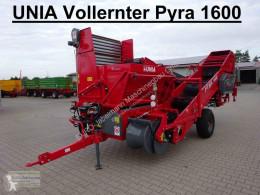 Unia Vollernter, NEU, mit Plattform, Rollbodenbunker + Überlader Culture de la pomme de terre neuf
