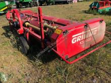 Cultivos especializados Cultivo de la patata Trituradora de matas Grimme KS 4500