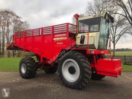 Remolque agrícola remolque para trasbordo schots bemetal overlaadwagen