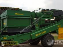 Pěstování brambor Wühlmaus Racer 6500