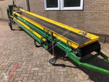 Almacenaje transportador agricola