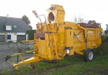 Машина за отнемане и товарене на силаж Belair Goëlette 603 mélangeuse 6.5 m3