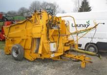 Belair Pailleuse traînée 5m3 P 50 Saman yapma makinesi ikinci el araç