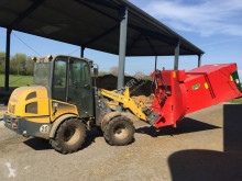 Nc SKOVBO stroverdeler straw blower Strohverteiler Distribution fourrages occasion