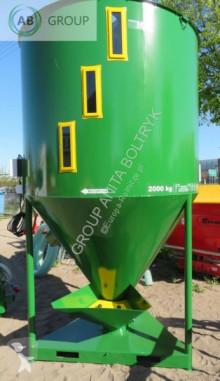 nc MROL Futtermischer H037/4 2000 l/ Feed mixer / Mezclador/Malaxeu neuf