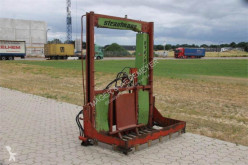 معدات تربية المواشي توزيع الأعلاف آلة تفريغ صوامع الغلال Strautmann HYDROFOX HP2