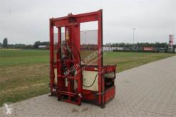 Material de criação Distribuição forragens Desensilador BVL - van Lengerich TU 170