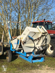 Calvet DP200R used Straw blower