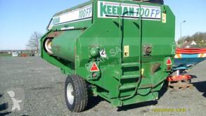 Stroj na odchov zvierat Dávkovanie krmiva Zariadenie na vyprázdnenie sila Keenan 100FP