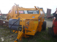 Lucas CASTOR + 60GC used Silage feeder