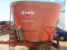 Distribución de forraje Kuhn Euromix I 1070 Mezcladora usado