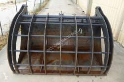 Material de ganadería Distribución de forraje Pala desensiladora usado Tre Emme Merlo 2500 LT
