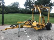 Material de criação Distribuição forragens Máquina de desenrolar as bolas usado nc 2x balenwikkelaar