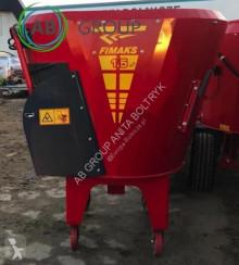 nc FIMAKS - Futtermischwagen 1,5m3/ Mixer feeder / Wóz paszowy 1,5m3/ Stacio neuf