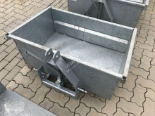 Valet de ferme nc Transportbox HC180 180cm Heckcontainer Container verzinkt Ne