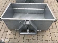 Valet de ferme nc Transportbox HC150 150cm Heckcontainer Container verzinkt Ne