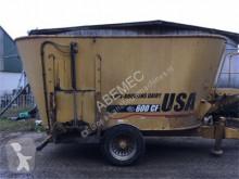 nc USA 600CF 18m3 voermengwagen