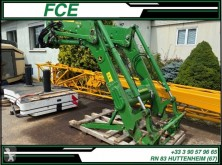 John Deere Chargeur Frontale 663R *ACCIDENTE*DAMAGED*UNFALL* Distribution fourrages occasion