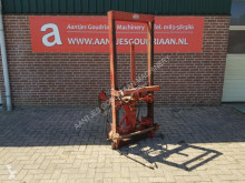 Distribution fourrages Vicon balenklem