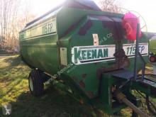 Material de ganadería Distribución de forraje Mezcladora Keenan 115 FP