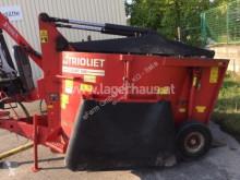 معدات تربية المواشي Trioliet توزيع الأعلاف خلاطة مستعمل