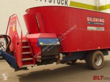 Material de ganadería Distribución de forraje Mezcladora Siloking