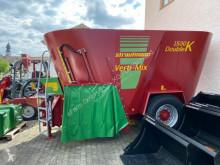 Stroj na odchov zvierat Strautmann Dávkovanie krmiva Miešačka ojazdený