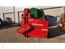 Material de ganadería nc Distribución de forraje Mezcladora usado
