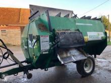 معدات تربية المواشي Keenan توزيع الأعلاف خلاطة مستعمل