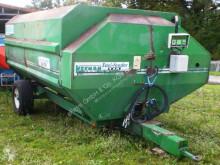 Material de ganadería Distribución de forraje Mezcladora Keenan