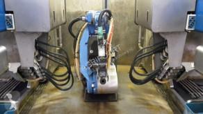 Material de ganadería robot de ordeño