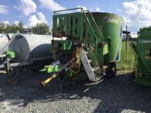 Material de ganadería Faresin-Haulotte TMRV1050 Distribución de forraje Mezcladora nuevo