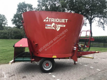 Stroj na odchov zvierat Dávkovanie krmiva Miešačka Trioliet 14000 voerwagen