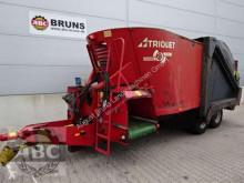 Material de ganadería Trioliet TRIOMIX S 1600 Distribución de forraje Mezcladora usado