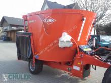 Stroj na odchov zvierat Dávkovanie krmiva Miešačka Kuhn Euromix I 870 Select