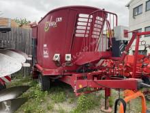 Material de ganadería BVL Distribución de forraje Mezcladora usado