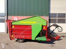 Distribution fourrages Strautmann BVW blokkenwagen