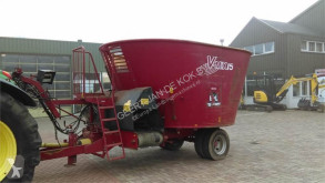 Material de ganadería BVL - van Lengerich 15 KUUB Distribución de forraje Mezcladora usado