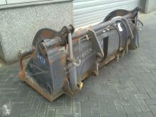 Nc 2,42 mtr - Tine grab/Greifschaufel/Uitkuilbak Foderspridningsmaterial begagnad