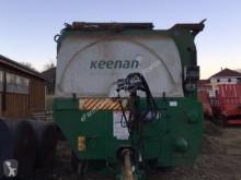 Stroj na odchov zvierat Dávkovanie krmiva Miešačka Keenan