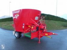 معدات تربية المواشي توزيع الأعلاف خلاطة مستعمل Trioliet