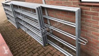 Material de ganadería Landhekken. barrera usado