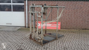 Henken behandelbox Rastrelliere per foraggio usato