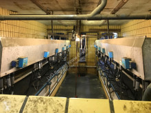 Milking parlour / Automatic milking system Fullwood FGM 2x6