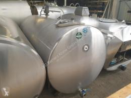 DRU ca. 2500l Cisterna da latte usato